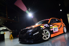 极速豹子出笼 Subaru Impreza GRF STi赛车