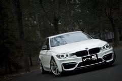 欲望未满 BMW F30 320i轻改案例