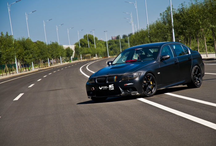 我为性能狂 BMW 335i性能明升m88.com案例