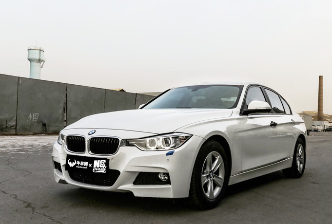 变身高大上 BMW 3系改装案例