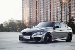 宠儿的新欢 BMW F35改装案例