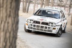 WRC六连冠后裔 蓝旗亚Delta改装案例