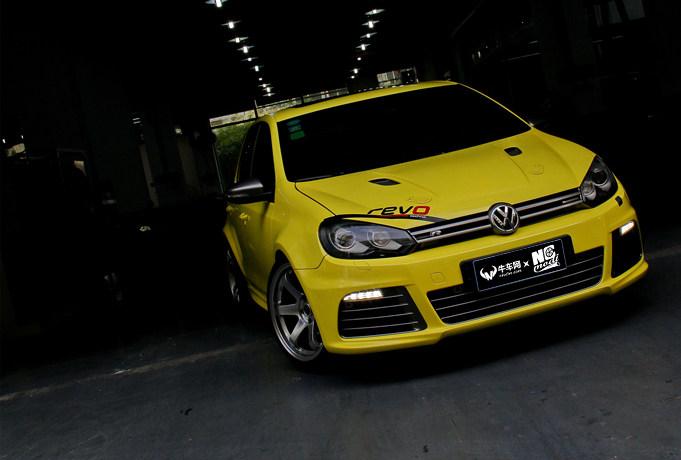 黄上皇 Golf R20刷Revo 5阶已达498匹 5阶已达498匹