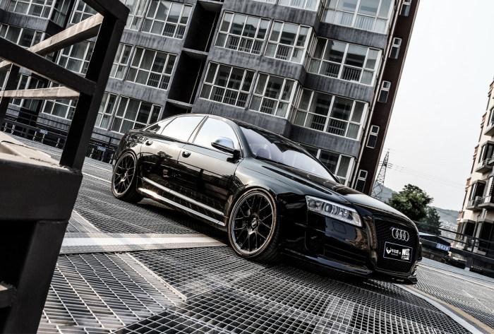 衣冠野兽 奥迪RS6改装案例