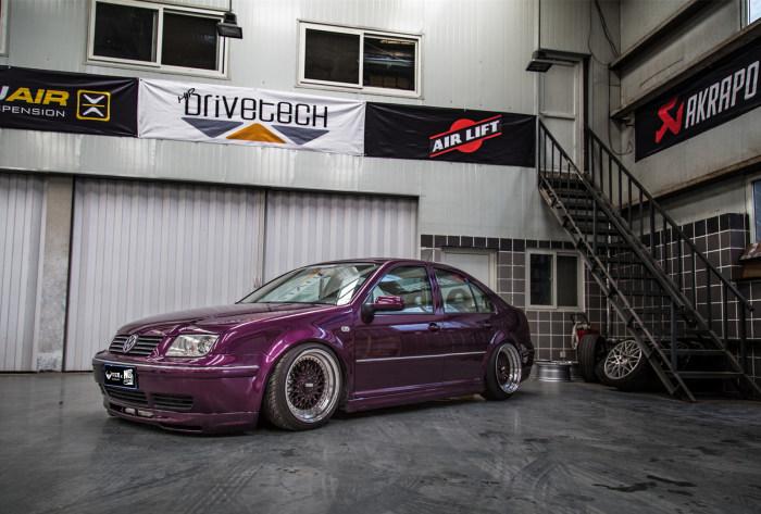 紫色HellaFlush风  宝来第二春