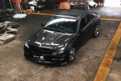 混搭玩家 Benz C260改装案例