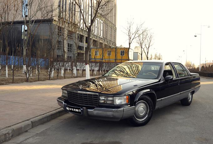 老车的新一面 凯迪拉克伍德内饰改装