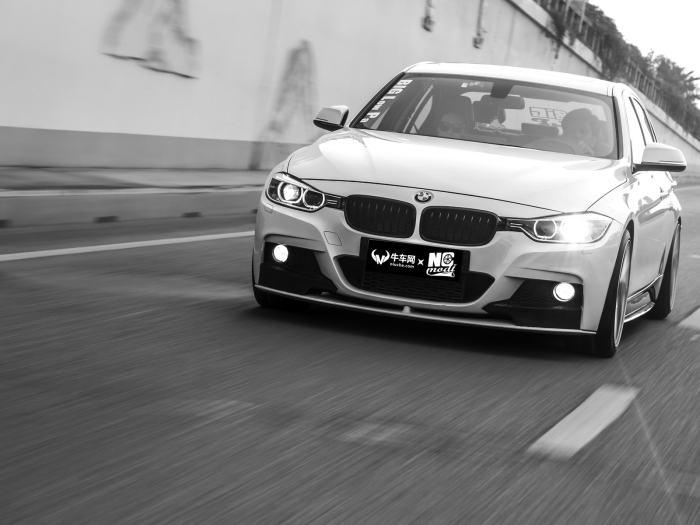 低趴的快感 BMW F30精品案例