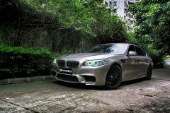 舒适为己任 BMW F18轻改示范