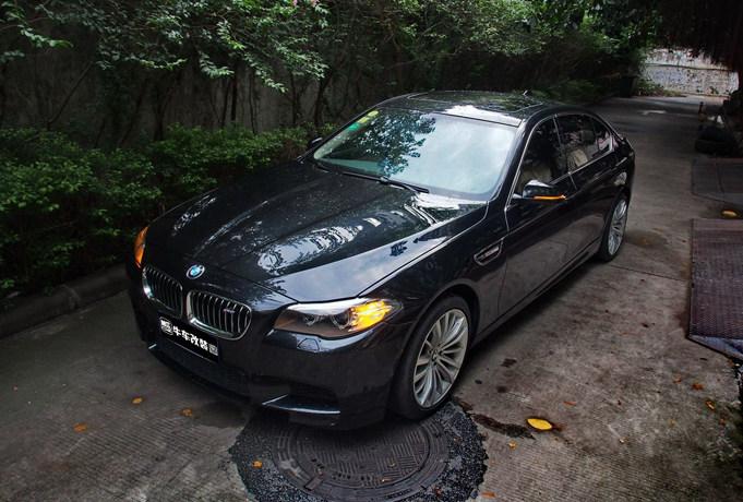 这样改易知足 BMW F10轻改示范