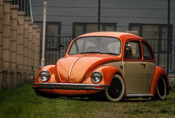 风靡80年的底蕴 甲壳虫老爷车改装鉴赏