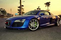 简约不简单 Audi R8(CMST)轻改示范