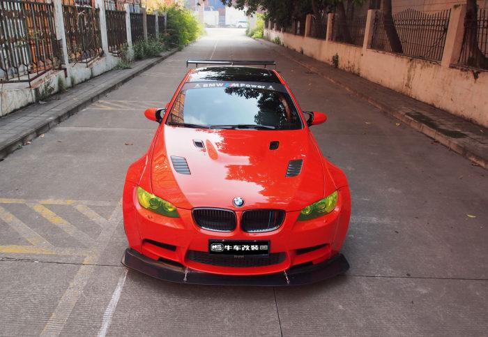 极满意状态 BMW M3(E92)之另一种LB味道