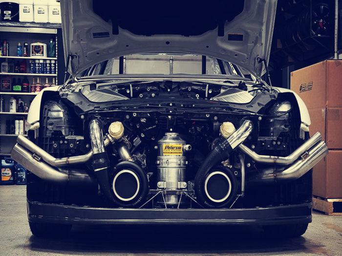 印度神油过量  2500匹GT-R(R35)预告