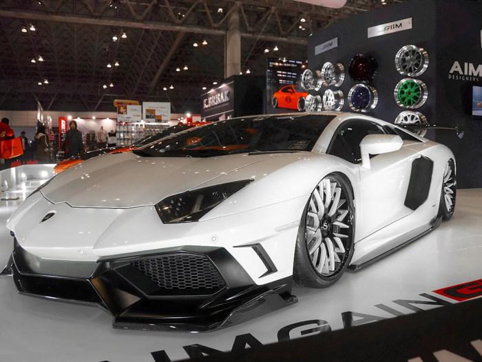 灵感特供之Aimgain GT Lamborghini Aventador