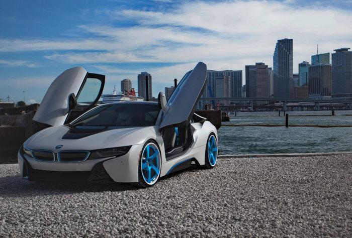 市值七万 HRE RS102 For BMW i8