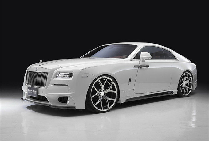 JP人的中东特产  WALD Rolls-Royce Wraith