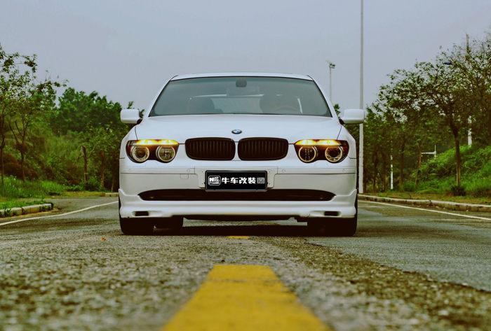 大王君操刀 BMW E65情怀的毒害