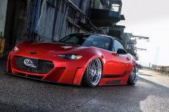 Kuhl Racing之手 新作品之ND5-GT