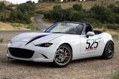 移植V8引擎 马自达MX-5(ND)525匹速成法