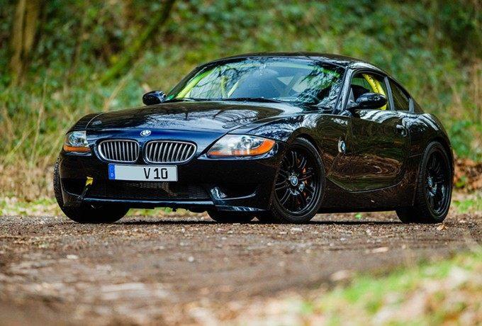 可以买M2的预算BMW Z4移植8.3L蝰蛇心脏