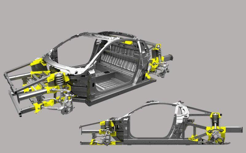 还有本田的涡轮增压发动机,这里就不一样了,因为本田在之前一直是图片