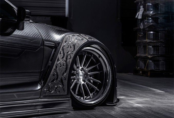 内藏VIP Style!Kuhl Racing发布Toyota Alphard/Vellfire