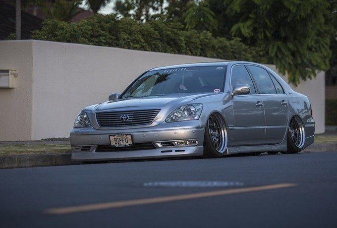 质感取胜 VIP精选样式之雷克萨斯LS430