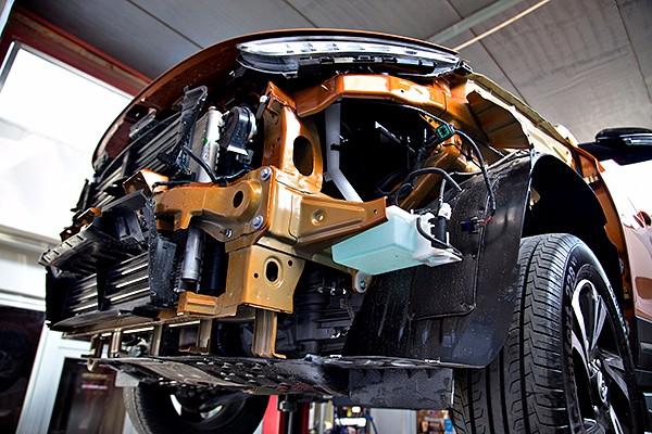 牛車實驗室寶駿510拆解專題