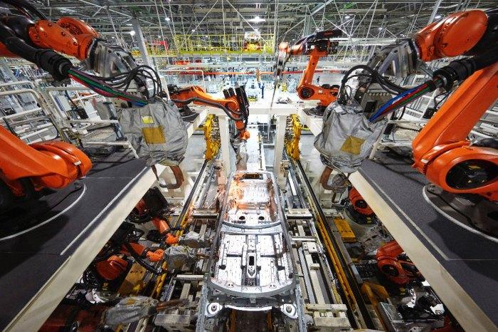 亲探宝沃北京工厂 揭秘BX7 TS隐藏的智造工艺