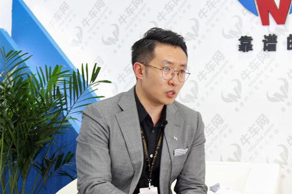 北京车展专访:DS品牌张扬,DS7预售三天订单过千