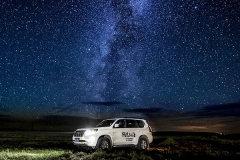 与你并肩同心作战 一汽丰田SUV驾趣体验