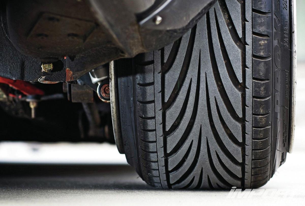 改装小知识 前驱车安装前后配轮毂有何影响?