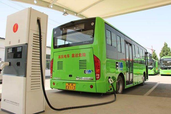 下半年最大批量氢燃料客车订单将在中通客车交付