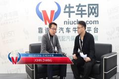 雅森北京展牛车专访安索润滑油 JOHN ZHANG