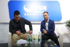 牛车网2019上海车展高端访谈:吉利  宋军