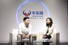 牛车网2019上海车展高端访谈: 博郡汽车  李瑛
