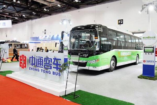 中通客车收到国家新能源汽车6.8亿元推广补贴