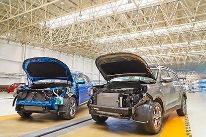 國產車是肉雞?國產高端SUV PK韓國合資拆解大揭秘