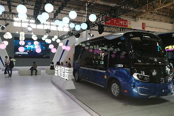 市场趋势下行 倒逼中国客车企业转型加速