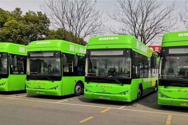 苏州金龙携手丰田、重塑科技、常运公交打造氢能客车产业基地