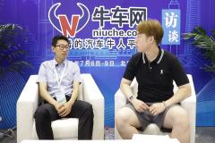2019北京新能源博览会牛车网专访:华商三优 杜岩平
