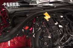宝马新3系发动机舱设计详解