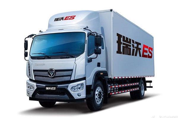 福田发布三季度报告 中型货车带动前9月净利增19.5亿元