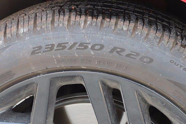 【牛車實驗室】重要信息不能忽略 解讀輪胎上字母與數字的含義