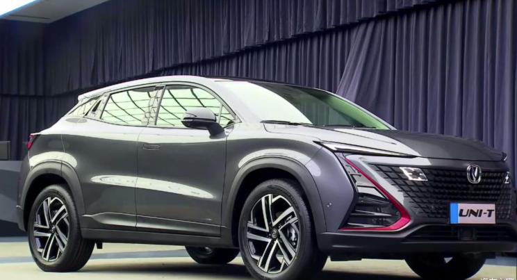 定位跨界紧凑型SUV,长安全新车型UNI-T首发