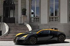布加迪发新车了吗?