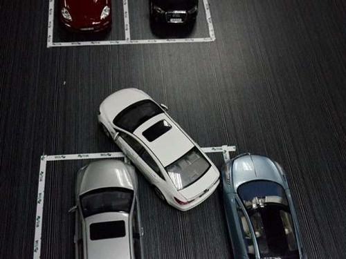 非常规停车