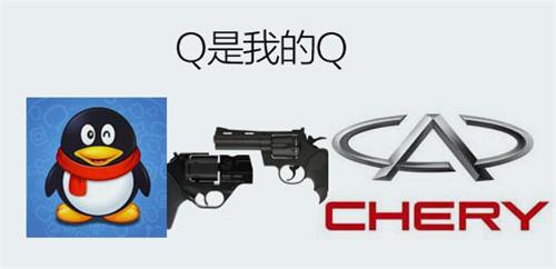qq商标争夺