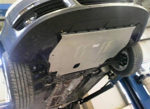 发动机护板